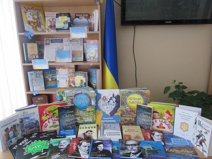 """Книги від організаторів фестивалю """"Кальміюс"""""""